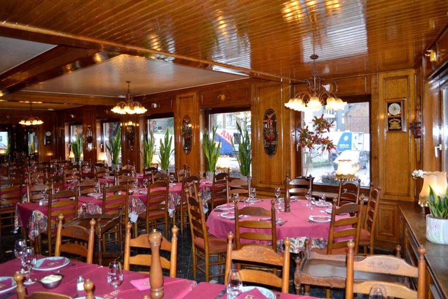 Restaurant St Cornil